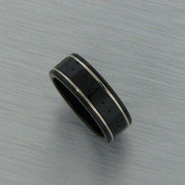 5139e84ae 7mm Gucci mens ring. Put this shit in a chain! | SWAGU | Gucci men ...