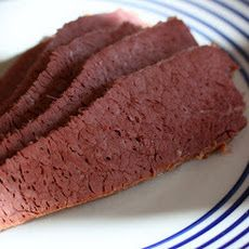 Dijon Corned Beef in the Slow Cooker Recipe