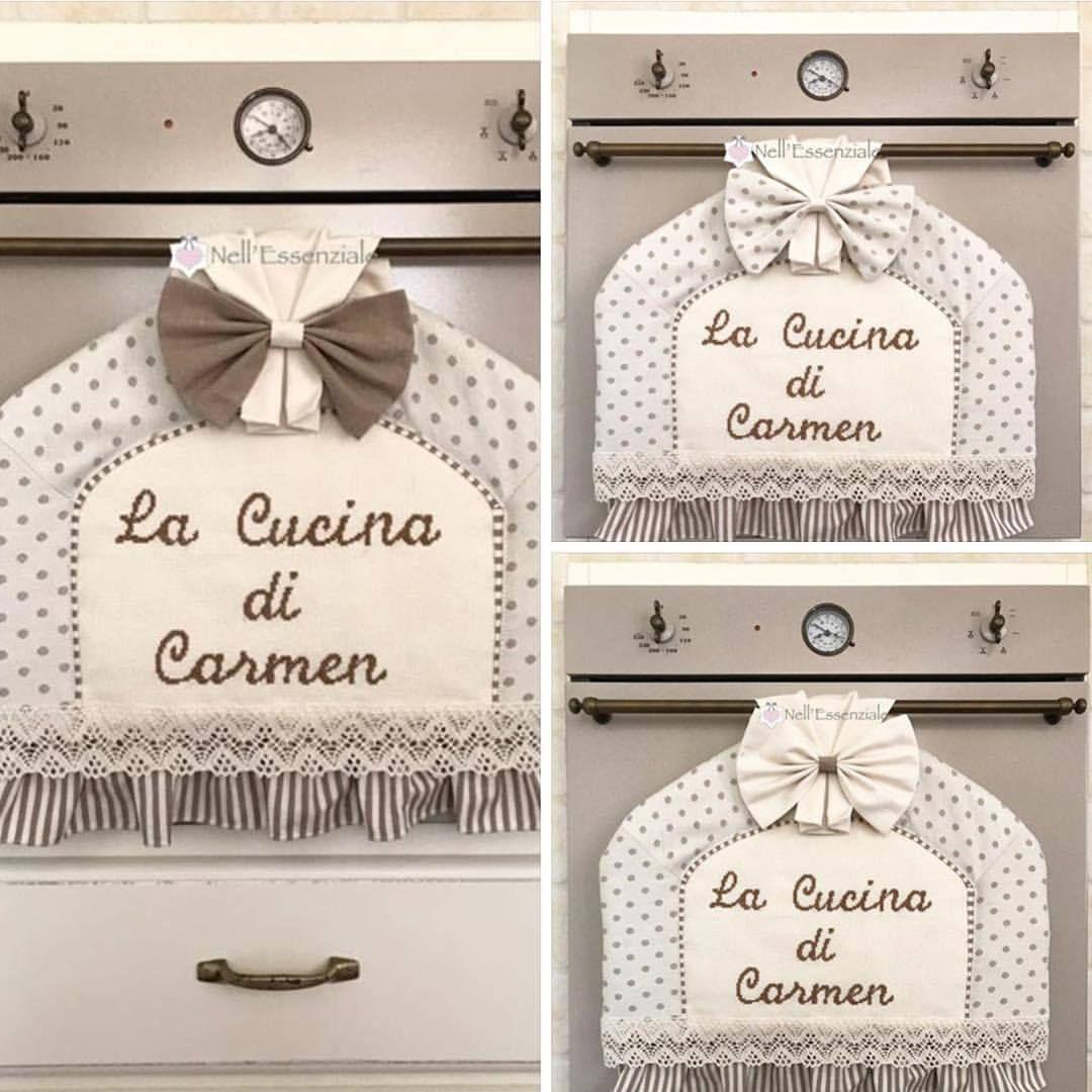 Risultati immagini per copriforno e coprifornelli cucito creativo progetti di cucito blog - Cucito creativo bagno ...