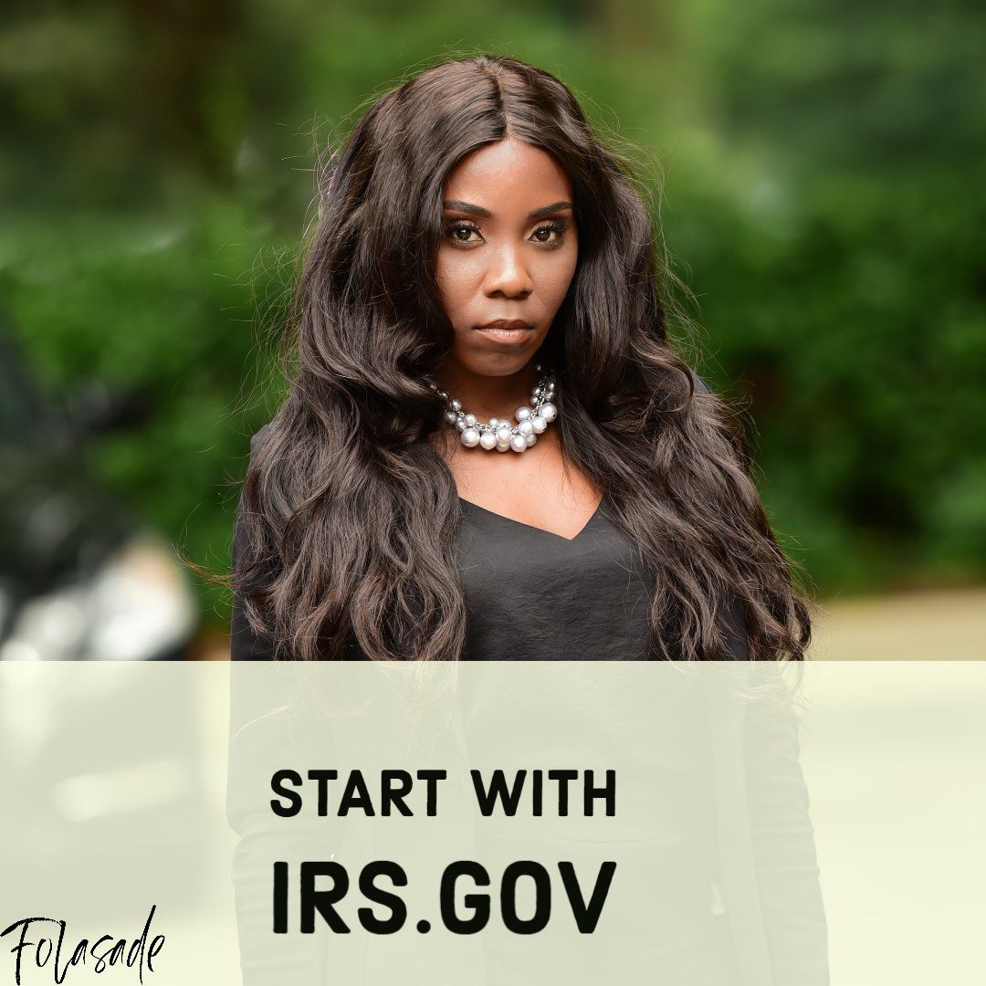 The IRS website is an excellent resource available 24/7