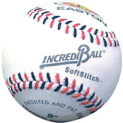 Easton 9 Softstitch Incrediball White Ea Gyms Near Me Baseball World Series Baseball