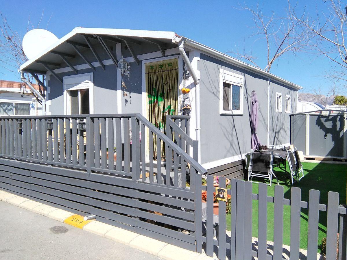 Resale Park Home For Sale In Benidorm, Costa Blanca, Spain