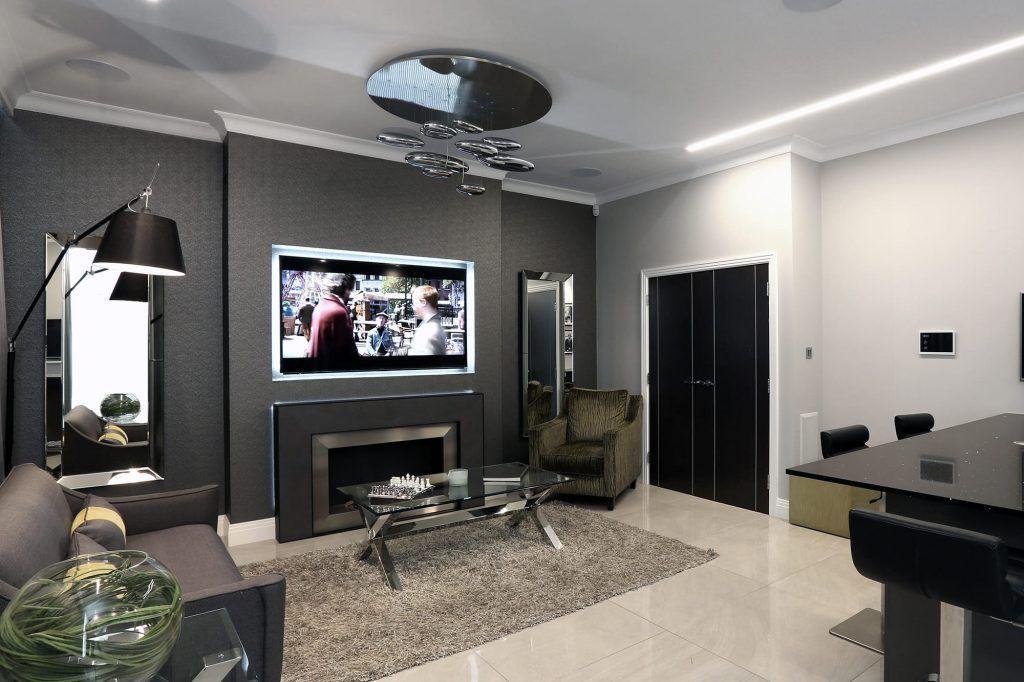 Home Automation #control4 #cinemaroom #cinema # ...