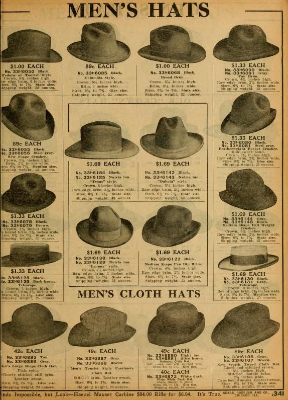 a099f46504f Men s Hats.....something very sexy about a man in a hat....