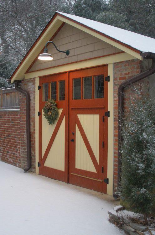 Detached Garage Design And Plans Carriage Doors Carriage House Doors Doors