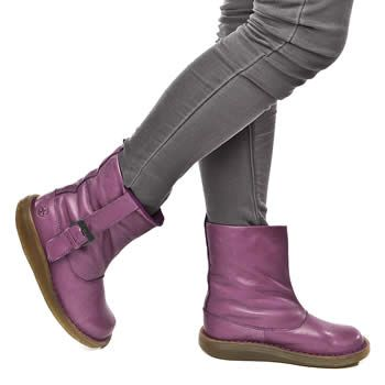 finest selection be4e3 bf890 Women's Purple Dr Martens Mel Tana Slouch Ankle Boot Ii at ...