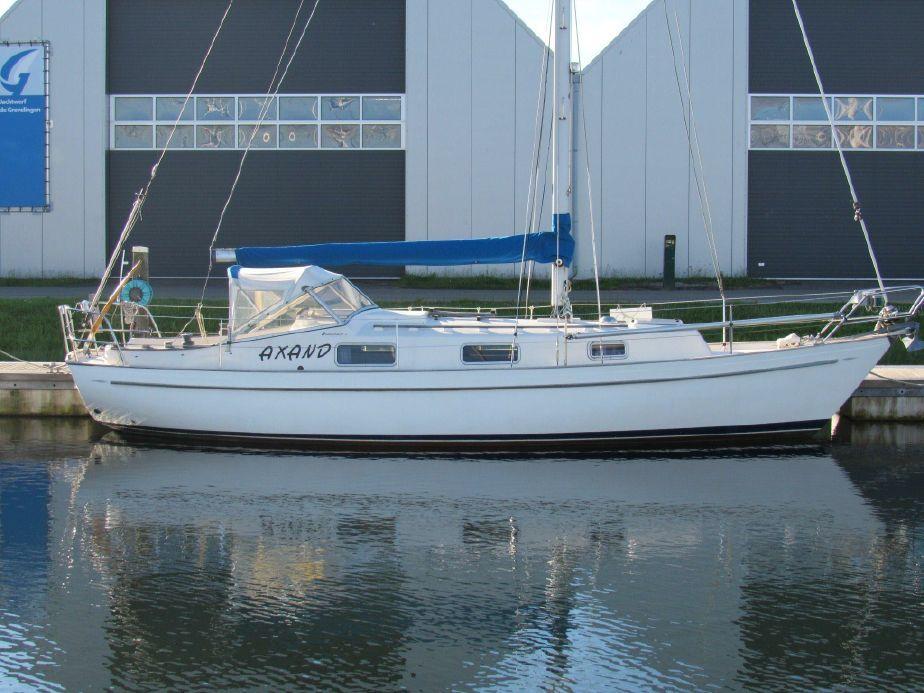 1978 Hallberg-Rassy 31 Monsun Sail Boat For Sale - www yachtworld
