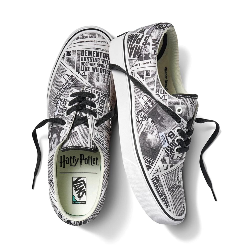Harry potter shoes, Sneakers, Vans