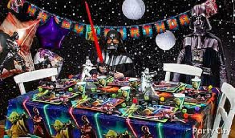 Star Wars Birthday Party Decorations