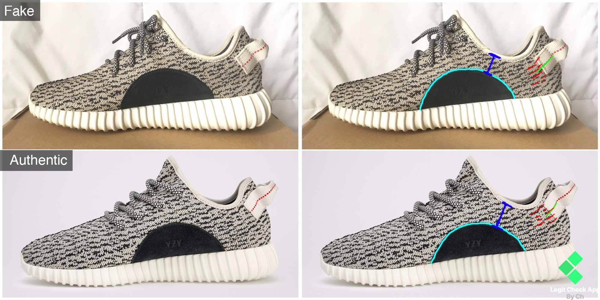Pin on Yeezy Boost 350 V1 LC Guide