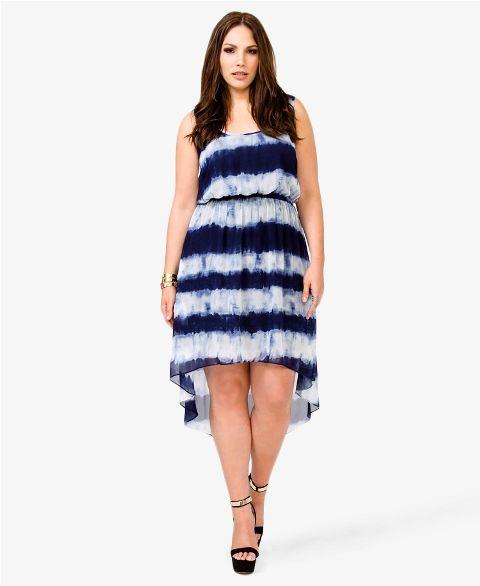 b6e423a01 vestidos casuales para gorditas jovenes | Moda Del Mundo Juvenil ...