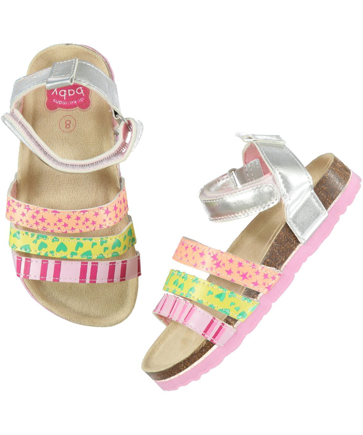 these cutesy sandals. | Toddler girl