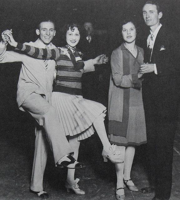 Popular dance styles 1930s dresses