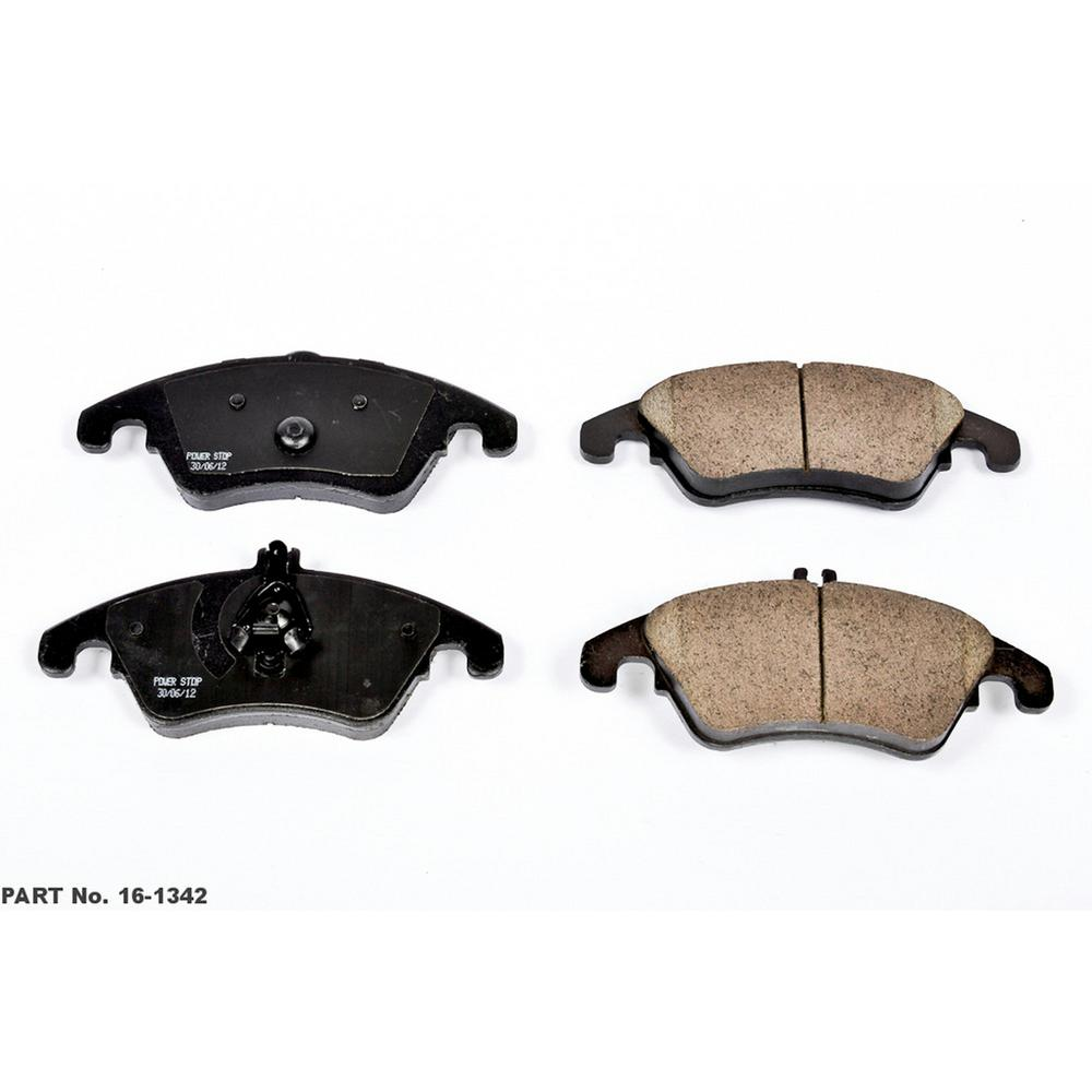 Power Stop Disc Brake Pad Set-16-1342 in 2019 | Products