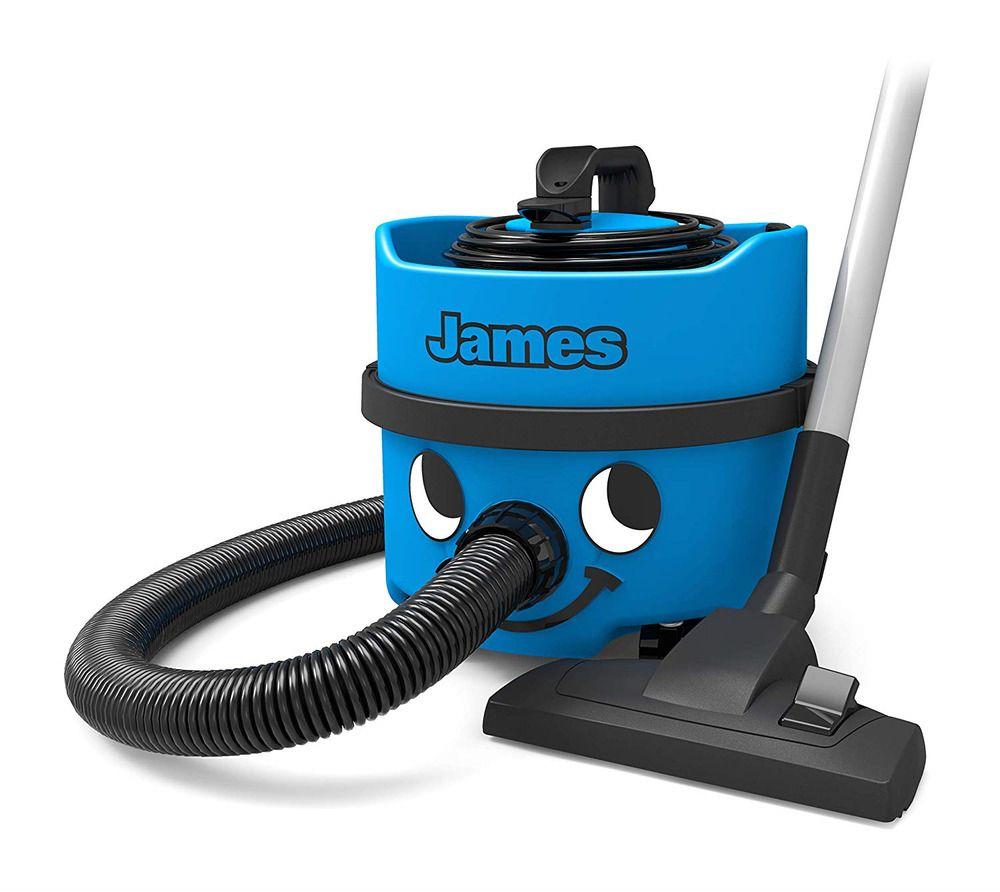 Henry 909392 James Jvp 180 11 Sky Blue 620 W 72 Decibeles Canister Vacuum Vacuum Cleaner Canister Vacuum Cleaner