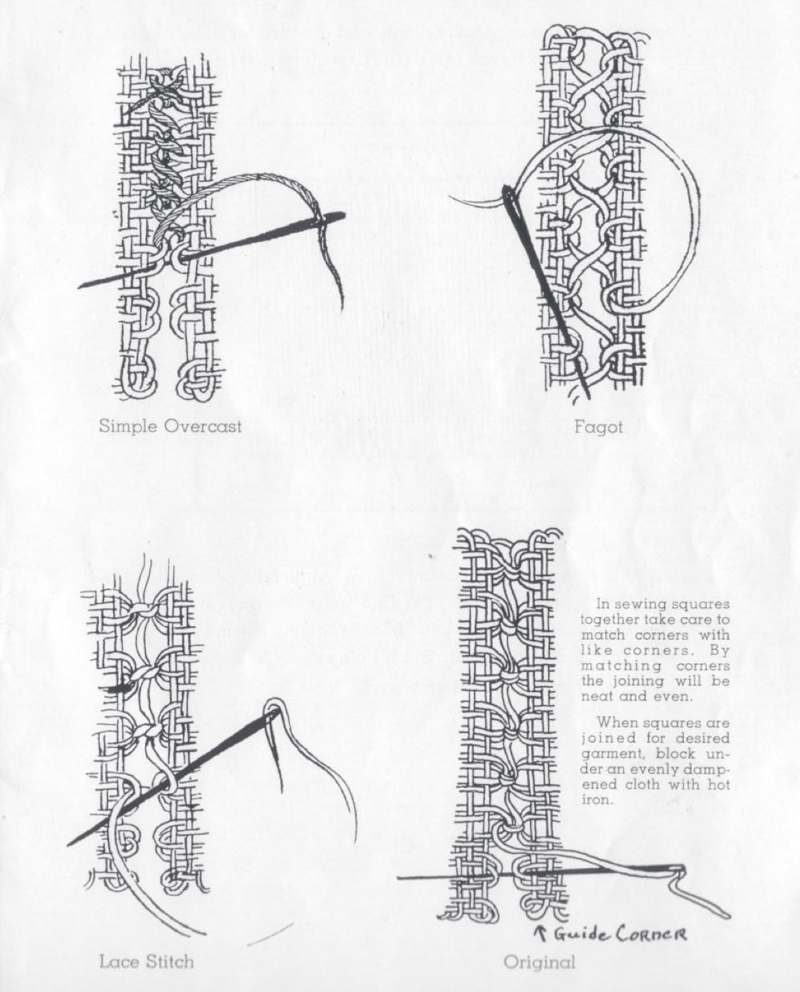 Pin Loom weaving - joining techniques | Tessitura | Pinterest ...