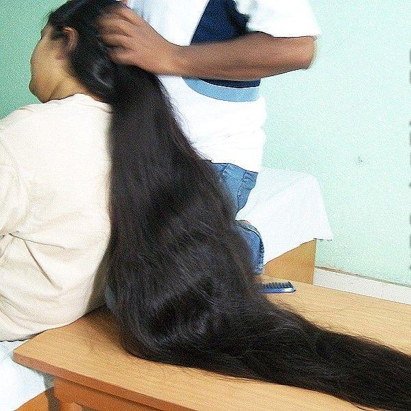 p6 long hair romance man