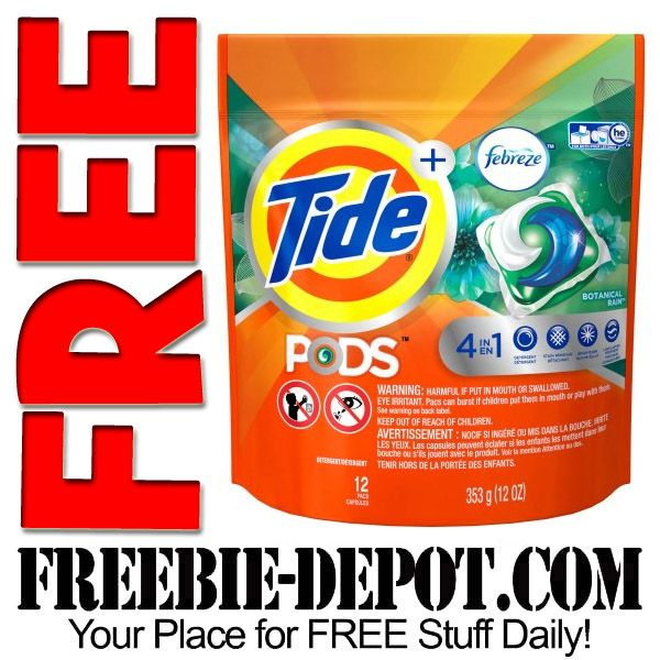 free tide pods from walmart exp 12 22 16 free