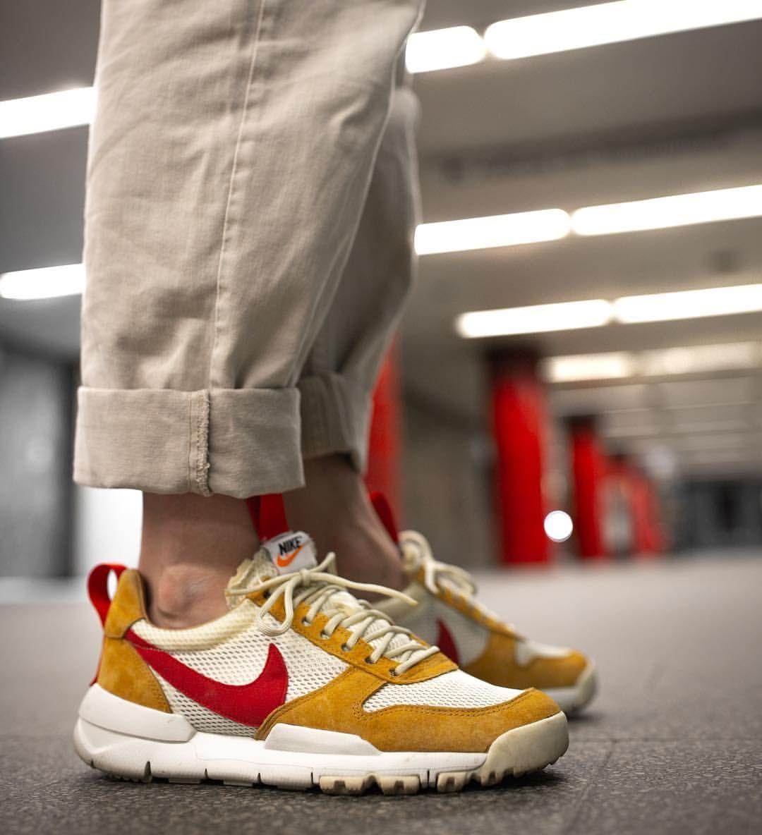 7bd789afb3 Tom Sachs x Nike Mars Yard 2.0 | Kicking it in 2019 | Shoes, Nike ...