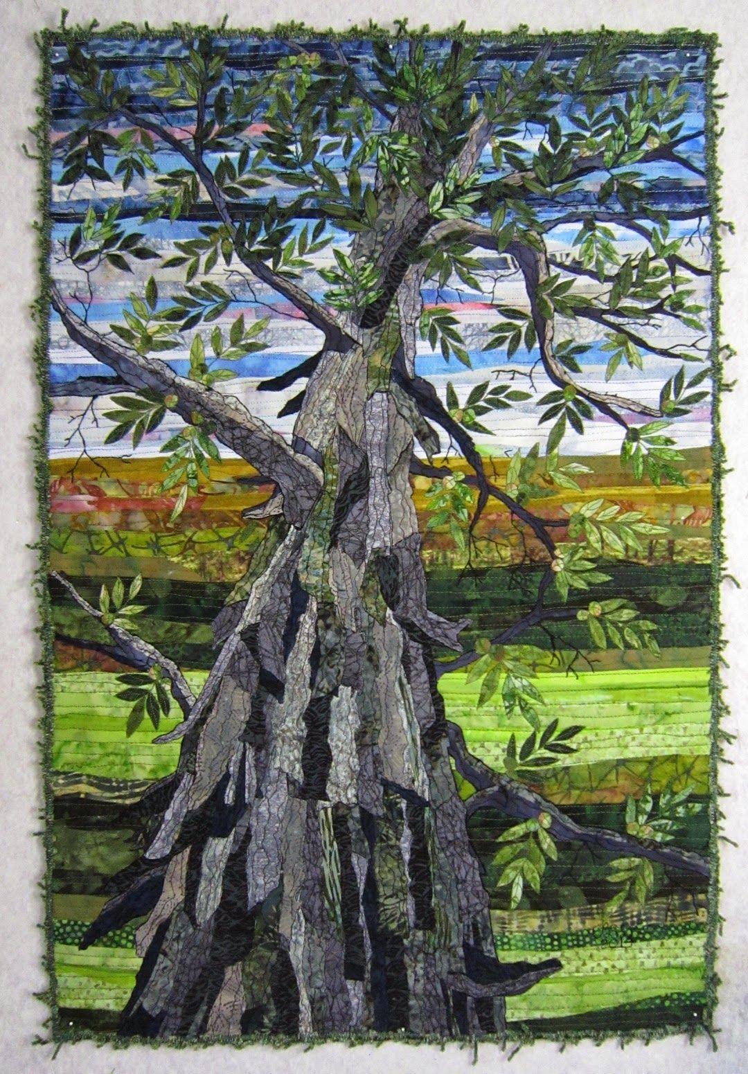 Barbara Strobel Lardon Art quilts: Nature - lots of great quilts ... : great quilts - Adamdwight.com