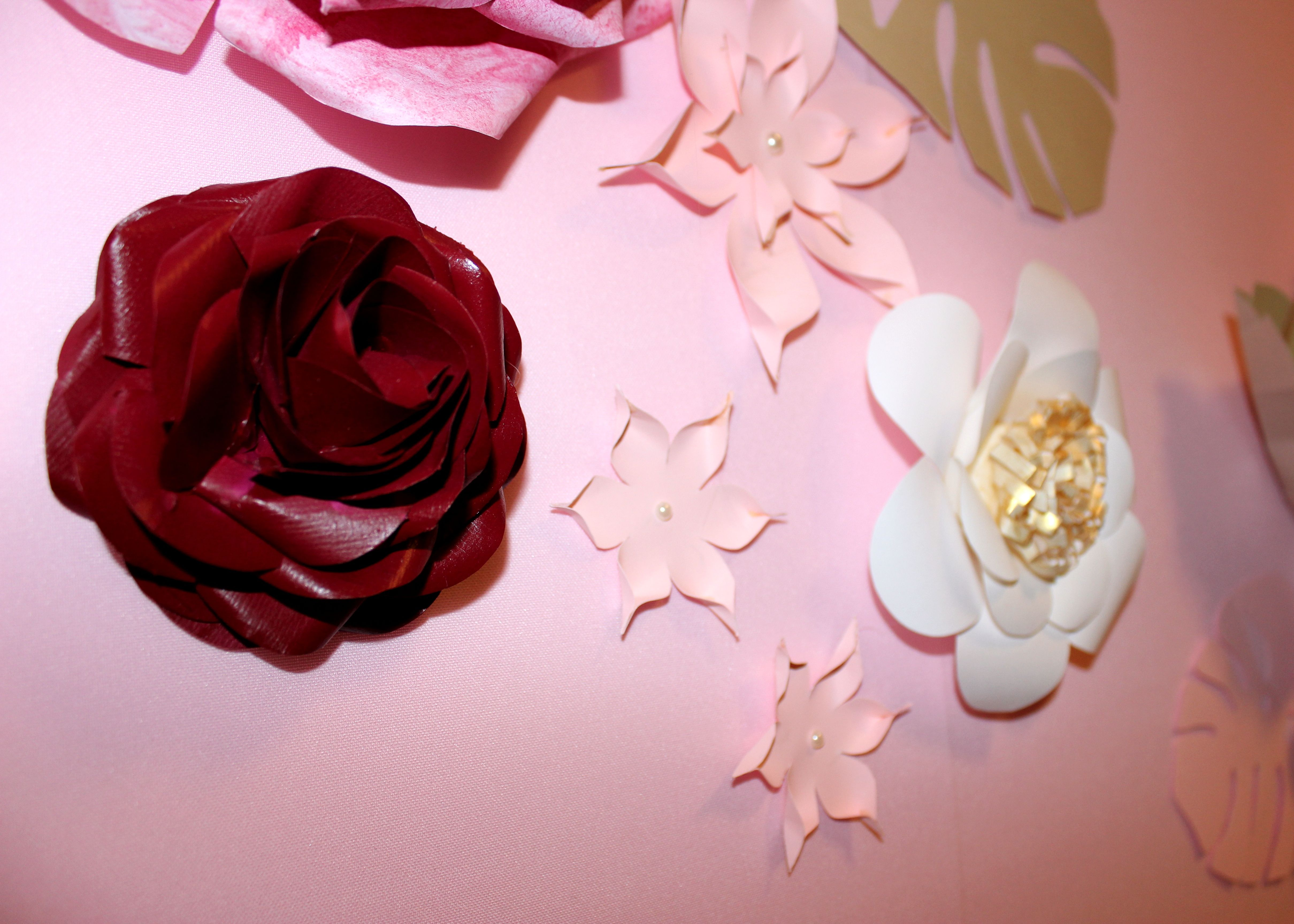 Famous homemade paper flowers photos images for wedding gown ideas unusual homemade paper flowers pictures inspiration images for mightylinksfo Image collections