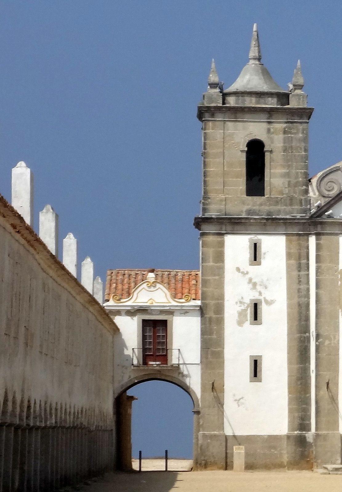 Santuário de Nossa Senhora do Cabo Espichel, Sesimbra, Portugal