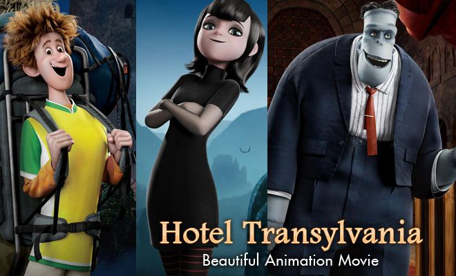 20 Character Designs Reviews And Videos From Hotel Transylvania