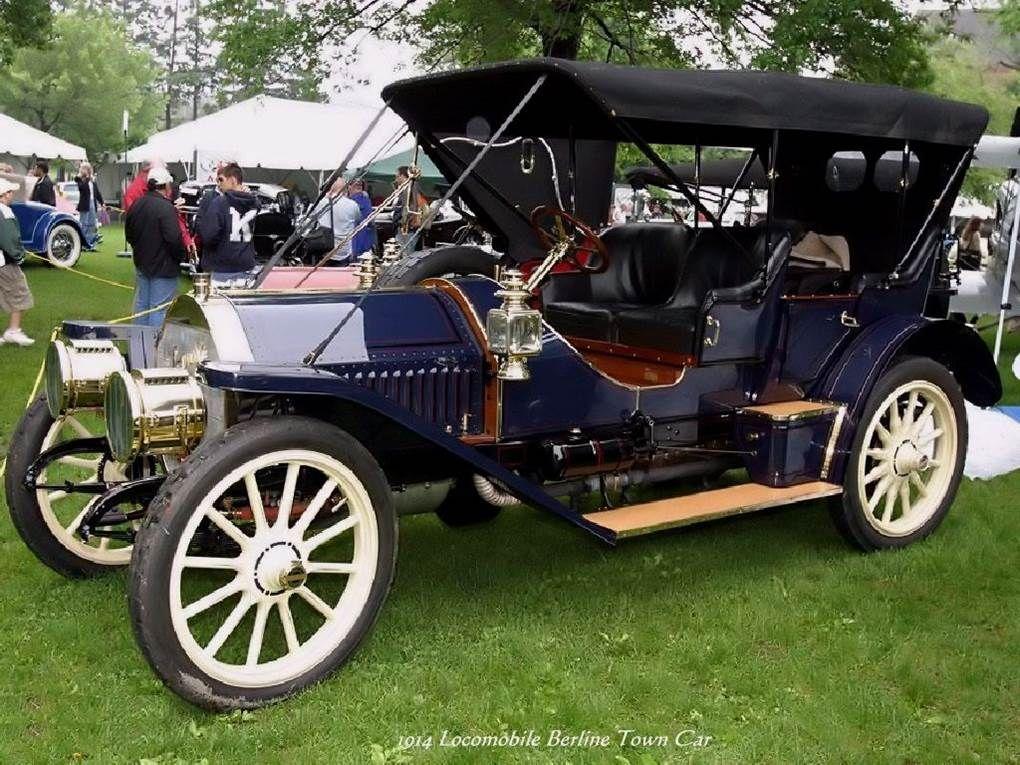 1914 Locomobile Berline Town Car Classic Car Old Classic Cars Vintage Cars Antique Cars