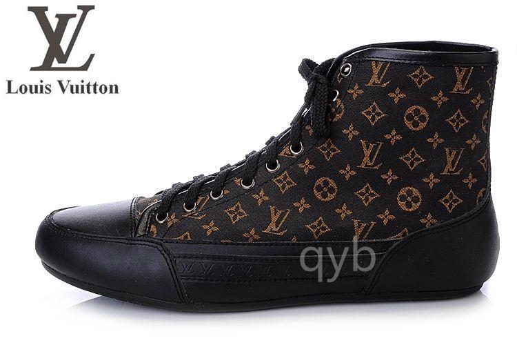 4a13b3b737a Pin by Louis Vuitton Shop on Louis Vuitton Men's High Top Shoes Sale ...