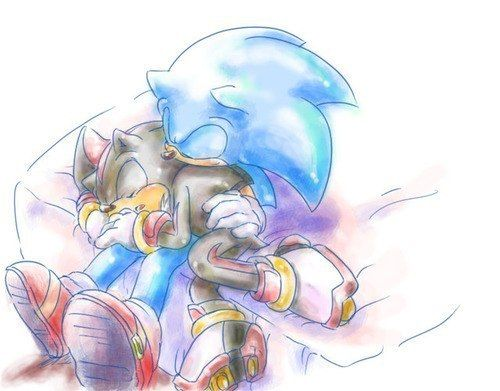 Shadow/Sonic (SonAdow)