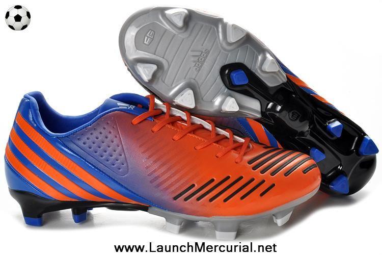 new product fd858 6d061 ... spain buy orange blue black adidas predator lz trx fg football boots  c3b93 5649a
