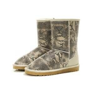 Uggs, Boots, Snake skin