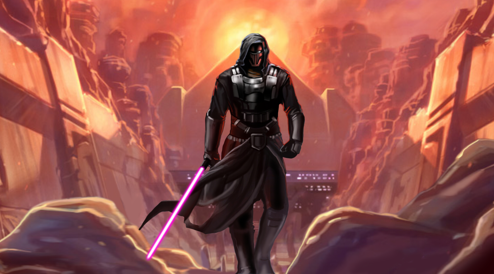 The Old Republic Wallpaper Revan By Zardis1965 On Deviantart Star Wars The Old Star Wars Darth Revan Star Wars Sith