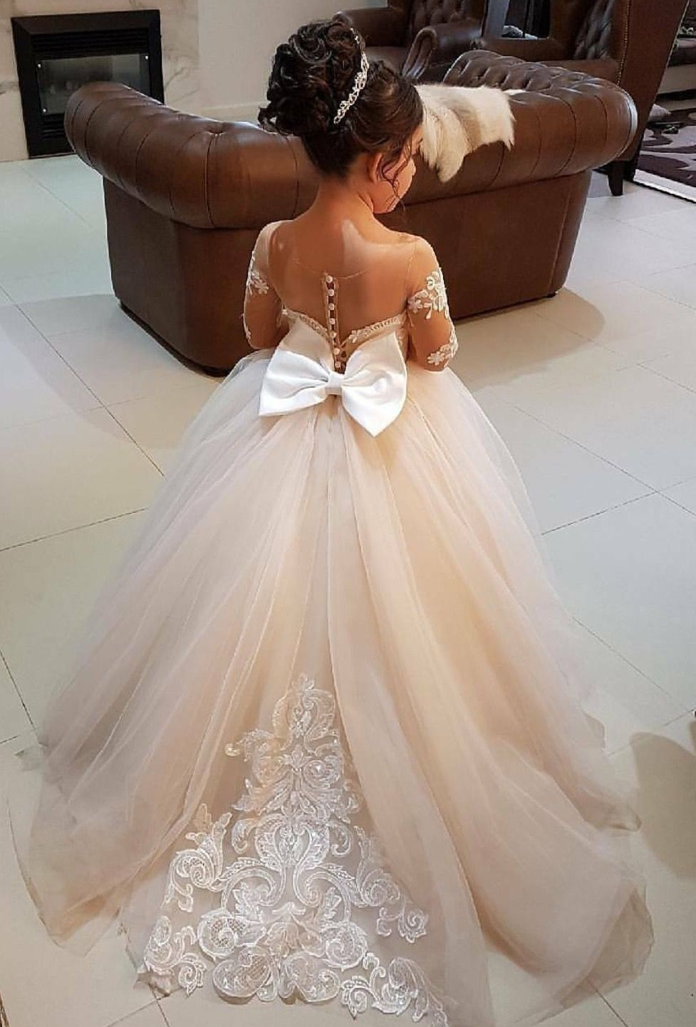 Baby dresses for wedding  Pin by Jennifer Cummer on My Winter wonderland wedding dress