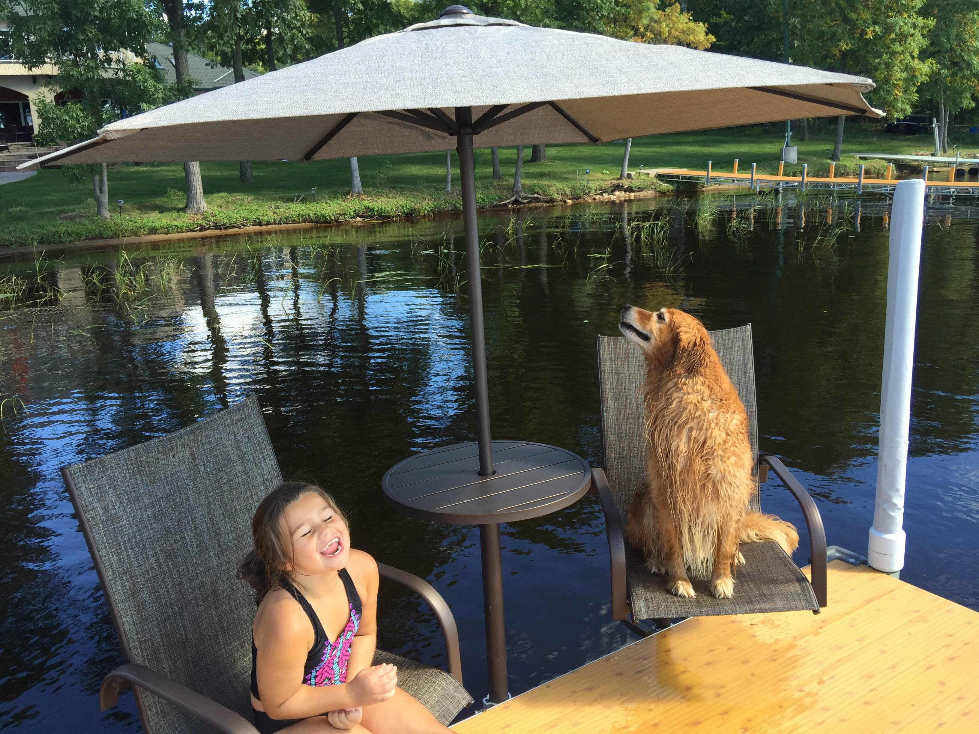 FLOE Dock Furniture · Boats