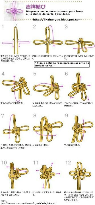 I have to try this i have a chinese jade chain with that knot and i really should try this!!