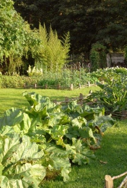 a château garden in the Loire valley - MY FRENCH COUNTRY HOME
