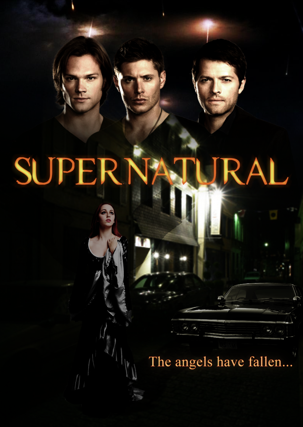 Supernatural season 9 photos supernatural season 9 fan poster by supernatural season 9 photos supernatural season 9 fan poster by iclethea on deviantart voltagebd Image collections