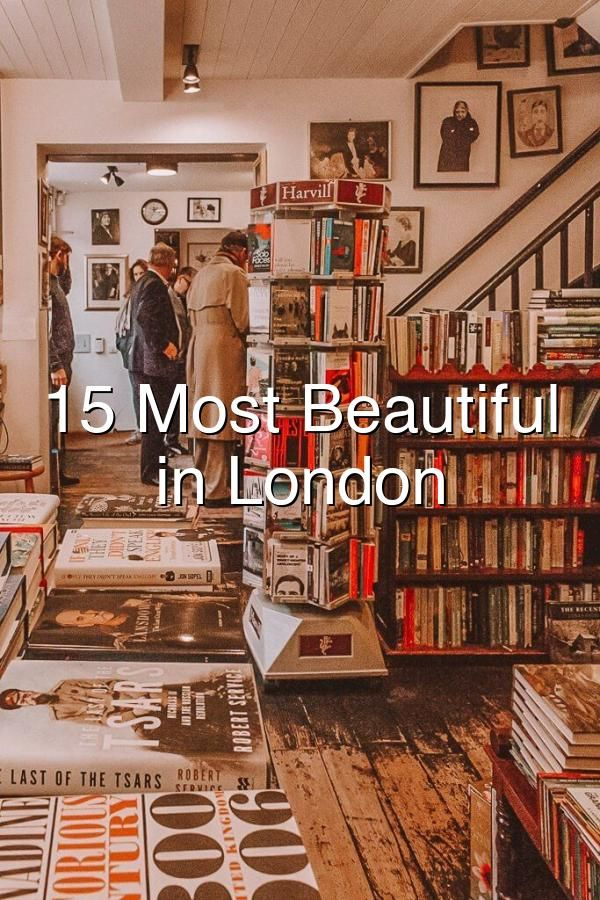 John Sandoe Books These are 15 of the most beautiful bookshops in London London is home to some of the most beautiful bookshops in the world These are all independent bookshops in London and they stock a variety of old and new fiction and nonfiction etc Perfect for bookworms in London whatshotblog bookshopporn bookstagram bookshops travelLondon