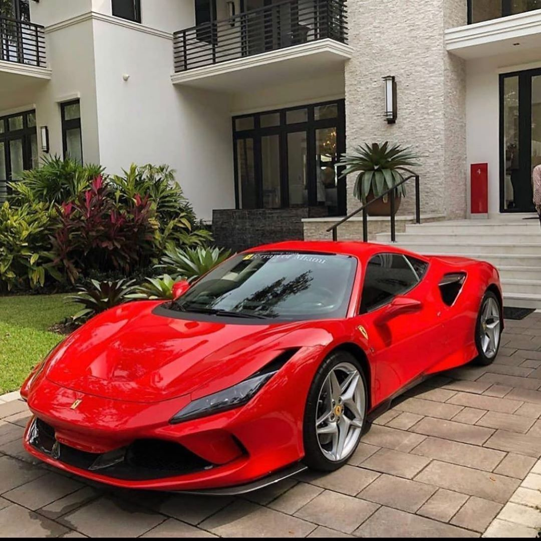 Supercars Cars Luxury On Instagram Ferrari F8 Tributo What S Your Favorite Ferrari In 2020 Super Cars Sports Cars Luxury Luxury Cars