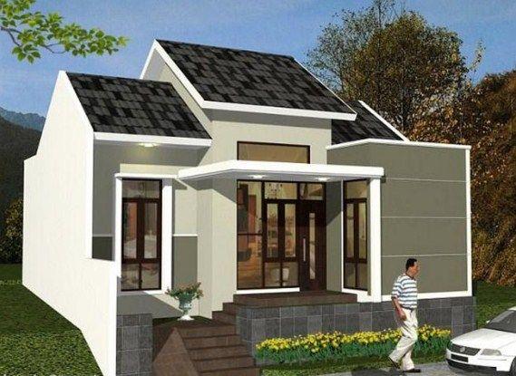 Gambar Rumah Minimalis Modern Model Rumah Minimalis Sederhana Denah