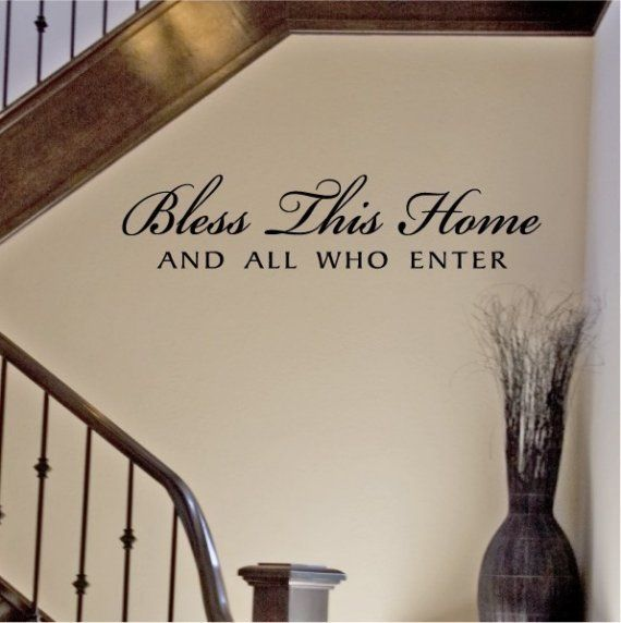 Foyer Office Quotes : Entry foyer quote new home inspiration pinterest