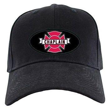 7fe26b608e3 Baseball Hat Baseball Hat With Fire Chaplain Cross