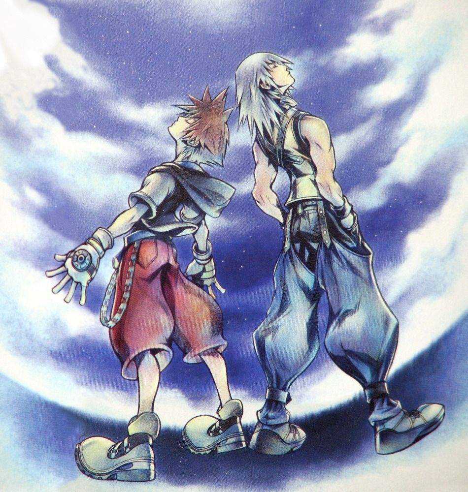 Kingdom hearts chain of memories the best and only