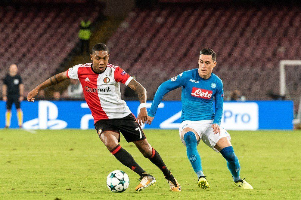 Feyenoord Vs Napoli Soccer Live Stream Europe Football 06 Dec Champions League Group Stage Soccer Match Sports Today Live Matches