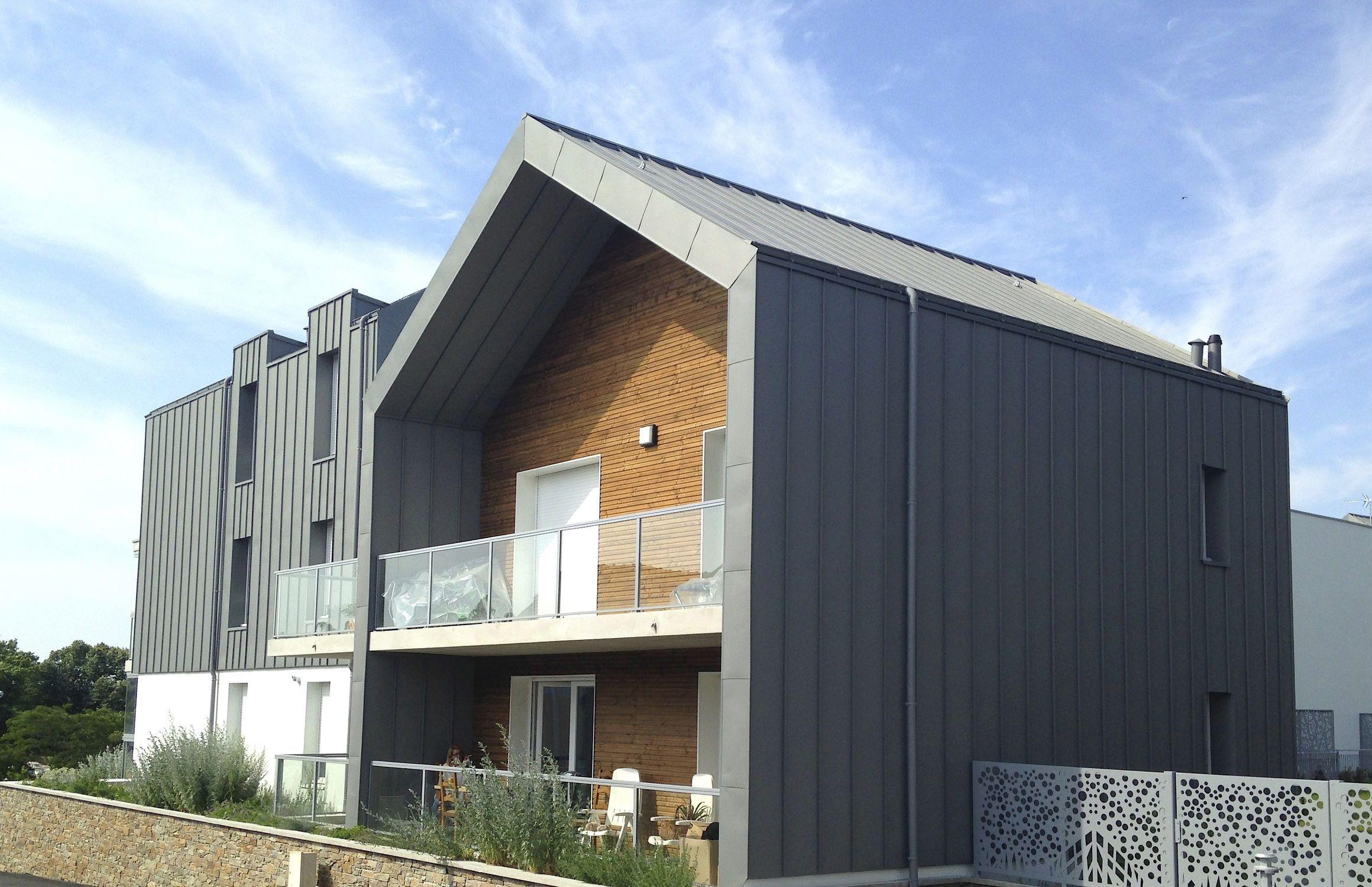 Image result for architectural zinc texture ut fine arts for Revestimiento exterior zinc