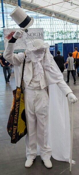 Gentleman Ghost #cosplay & Gentleman Ghost #cosplay | Gentleman Ghost Cosplays | Pinterest ...