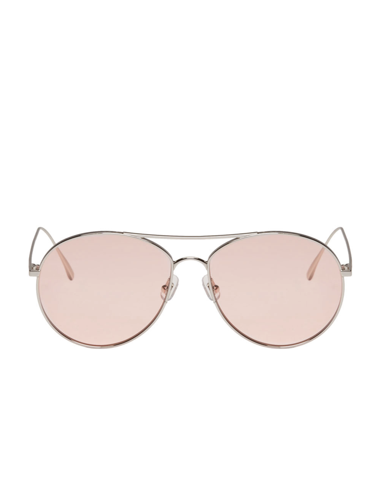 bdfbc3acafe40 Gentle Monster Silver Ranny Ring Sunglasses from SSENSE (men