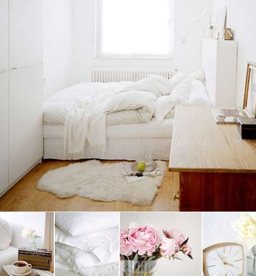 Small White Bedroom Google Search