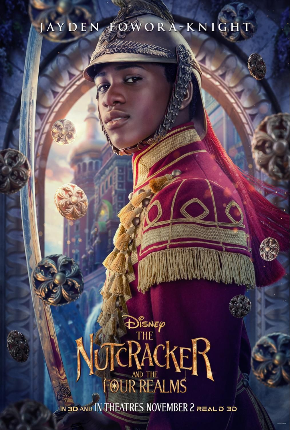 Fresh Look And Sneak Peek At The Nutcracker And The Four Realms